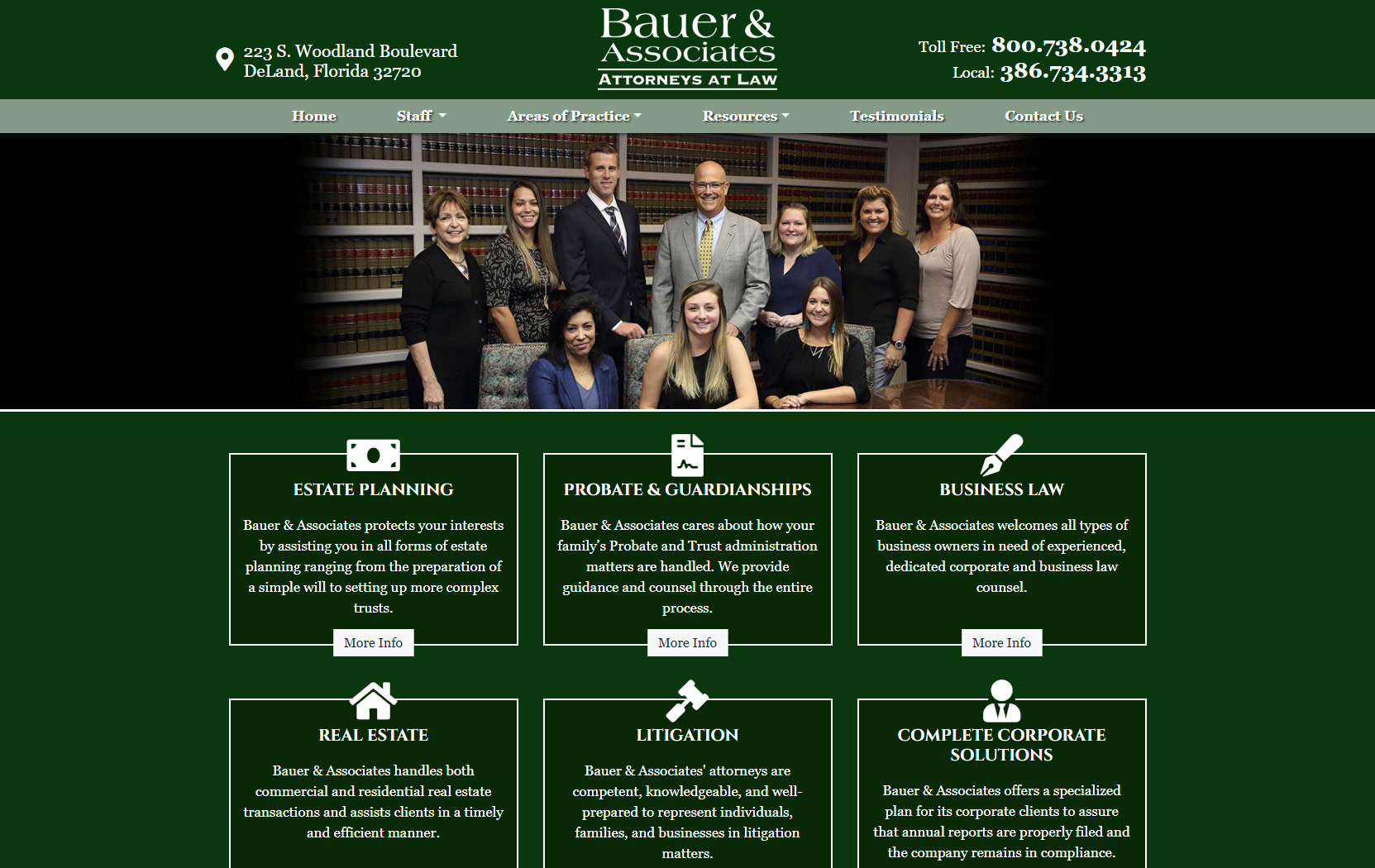 Bauer & Associates Attorneys at Law
