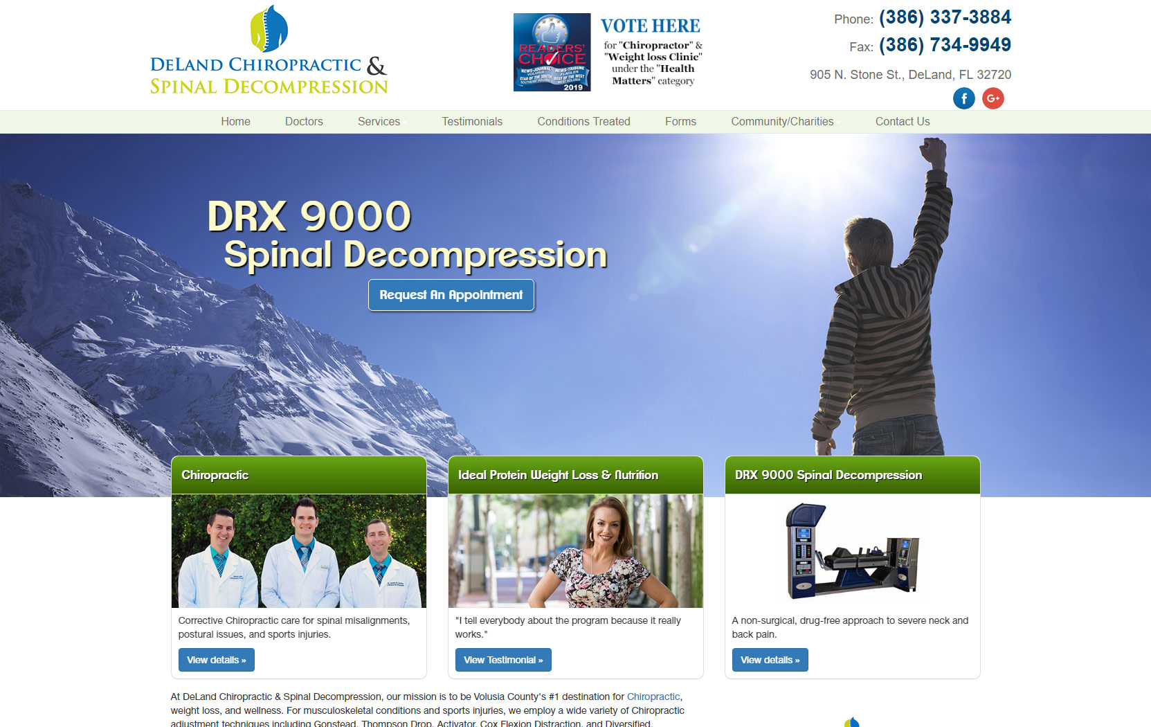 DeLand Chiropractic & Spinal Decompression
