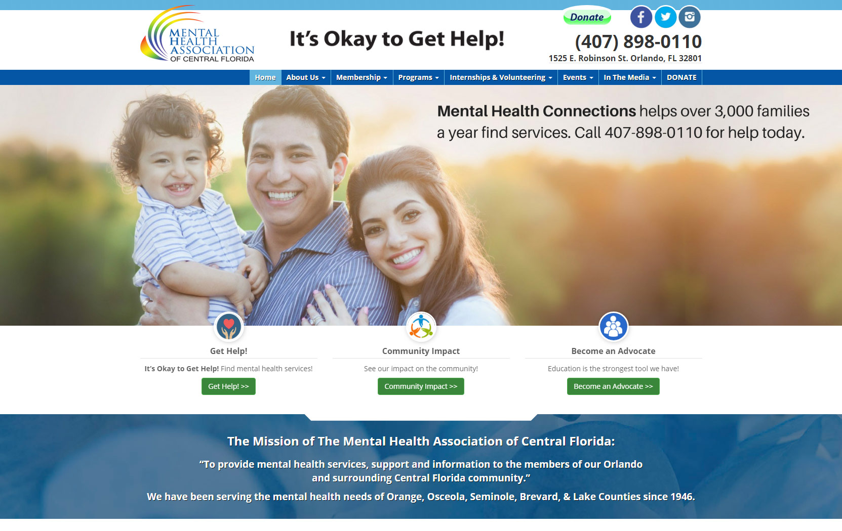 Mental Health Association of Central Florida