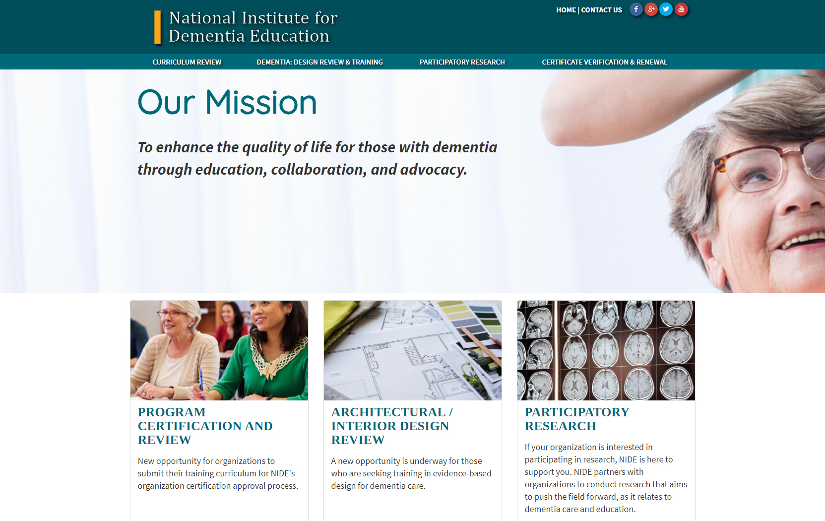 National Institute for Dementia Education