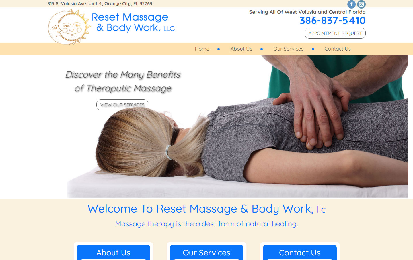 Reset Massage