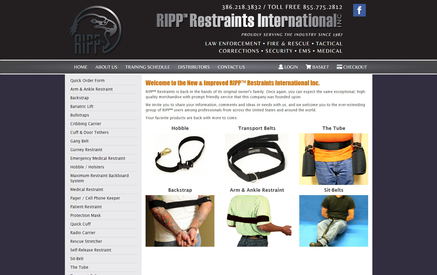 Ripp Restraints International Inc.