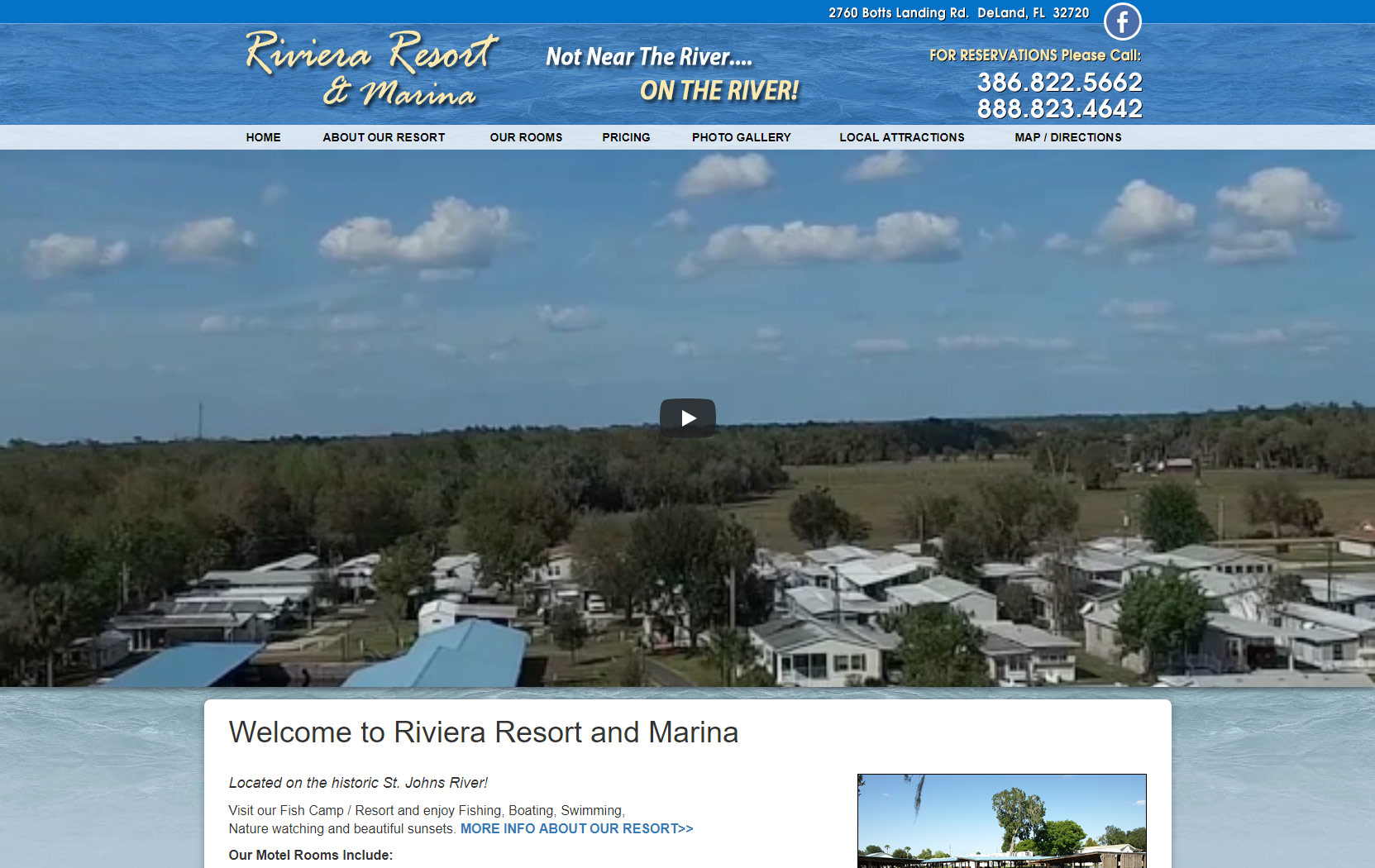 Riviera Resort & Marina