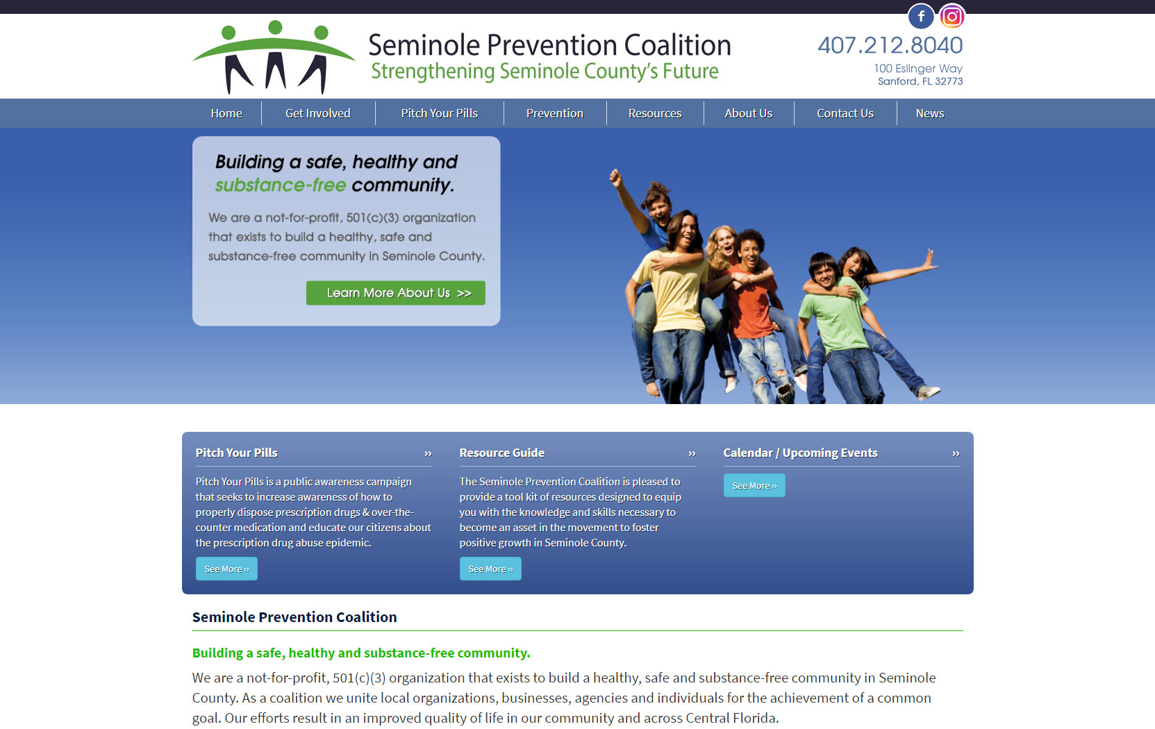 Seminole Prevention Coalition