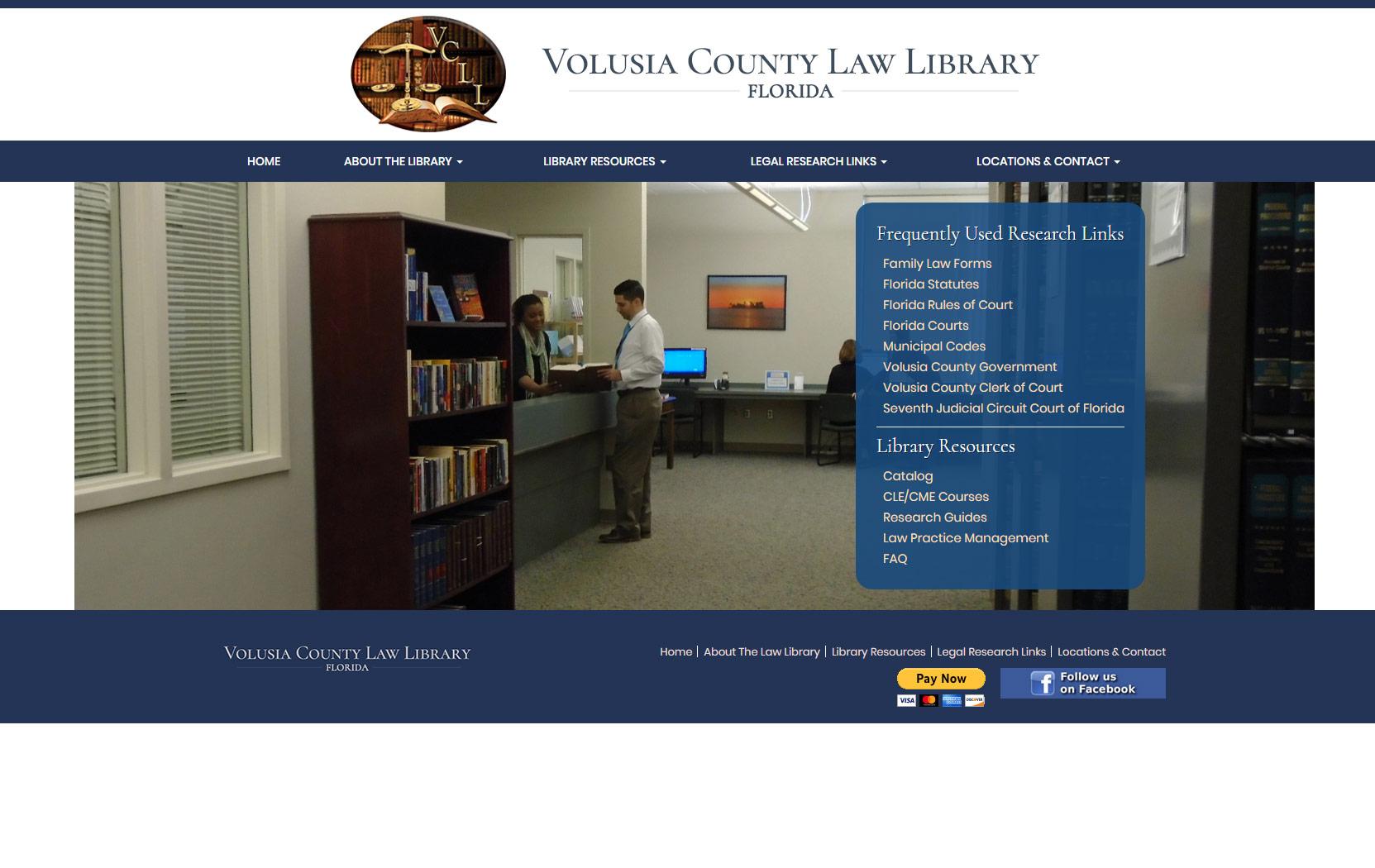 Volusia County Law Library